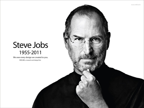 Because of Steve Jobs, everyone can be a publisher